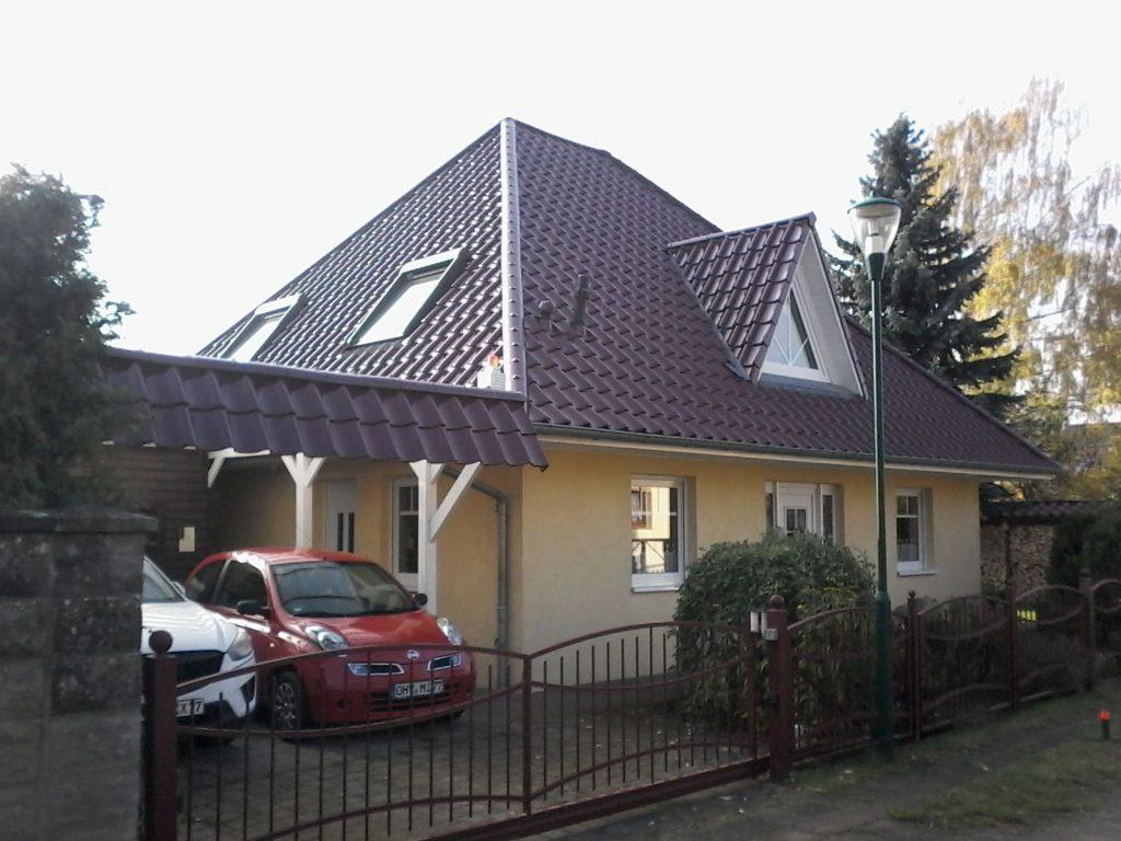 Hausbau Borgsdorf