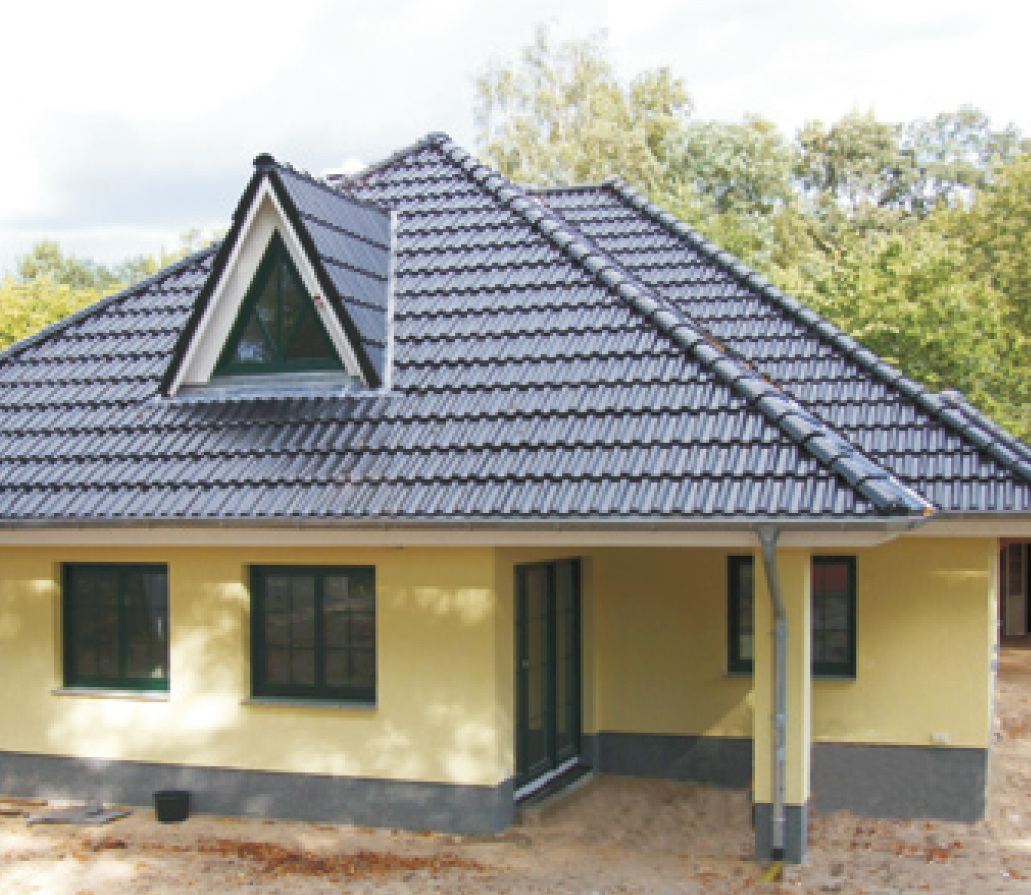 Referenzen unserer h user fandrich massivhaus in falkensee for Bungalow falkensee