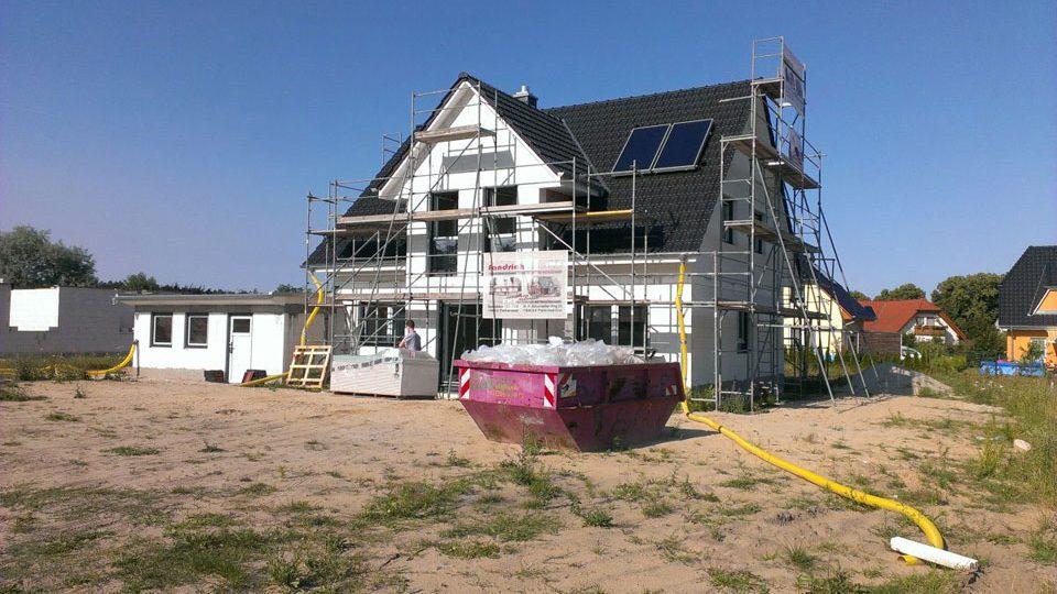 Fandrich massivhaus in falkensee bei berlin spandau for Bauunternehmen falkensee
