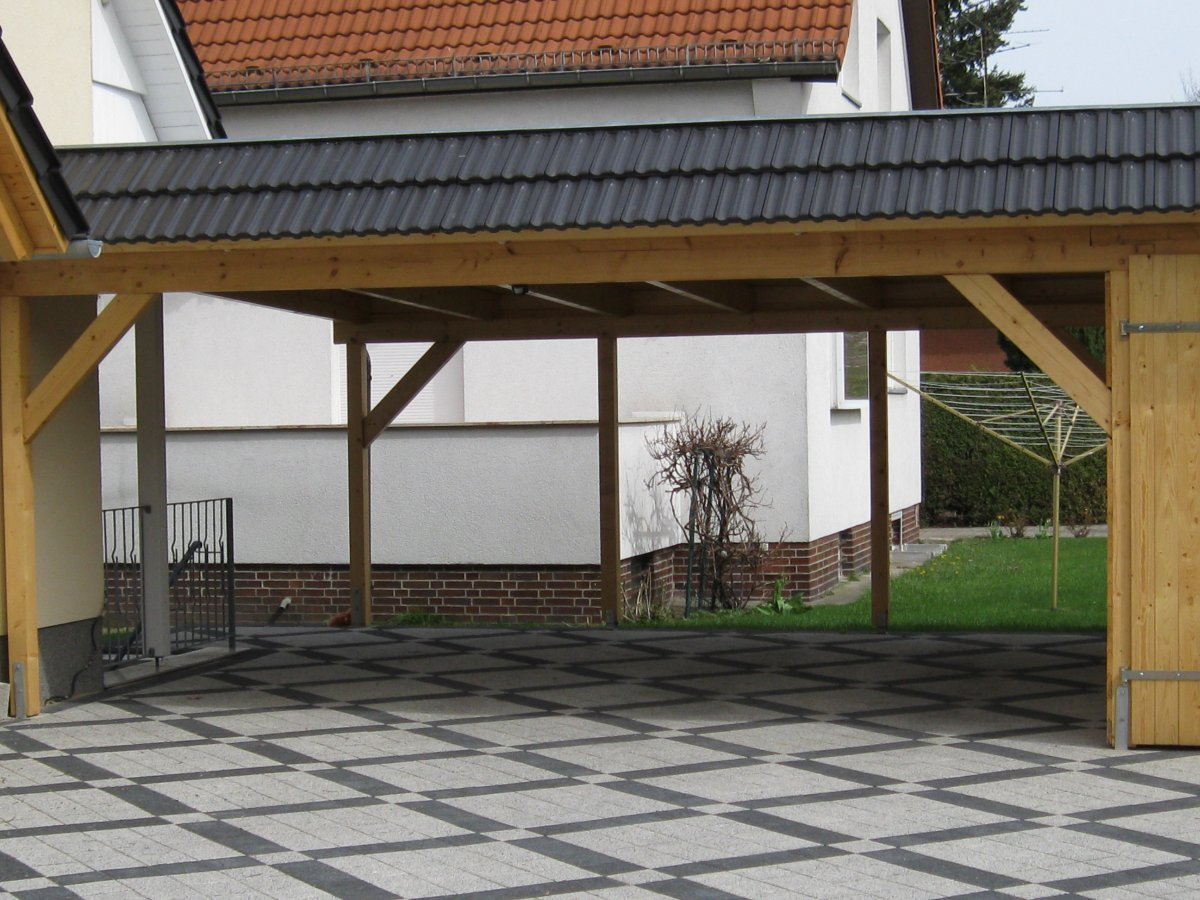carports fandrich massivhaus in falkensee bei berlin spandau. Black Bedroom Furniture Sets. Home Design Ideas